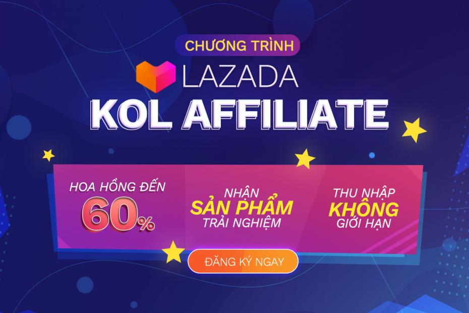 chương-trình-Lazada-kol-affiliate