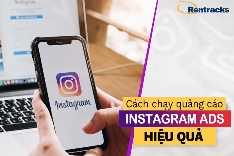 hướng dẫn chạy quảng cáo instagram ads hiệu quả