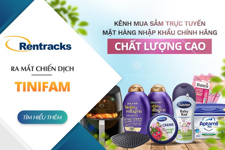 Ra mắt chiến dịch Tinifam - Kênh mua sắm trực tuyến mặt hàng nhập khẩu chính hãng chất lượng cao