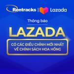 Điều chỉnh mới nhất về chính sách hoa hồng của Lazada
