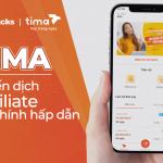 Chiến dịch affiliate Tima